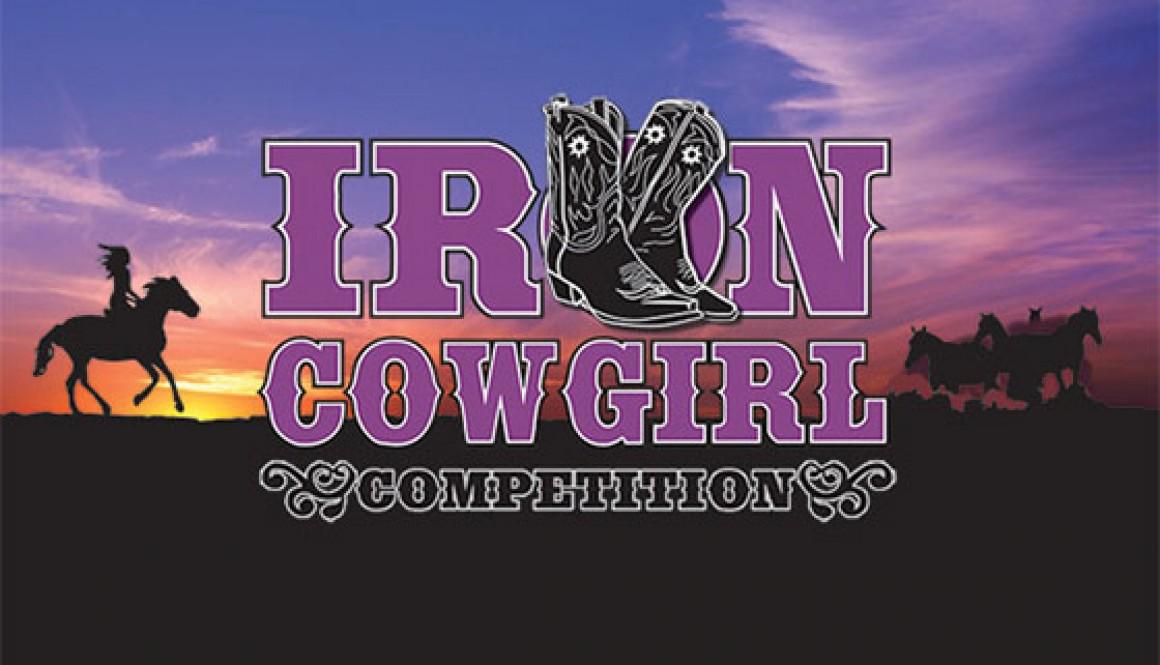 Iron Cowgirl Logo