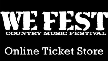 WE Fest Ticket Store